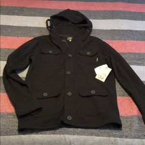 Other - Black means jacket/sweater with pockets